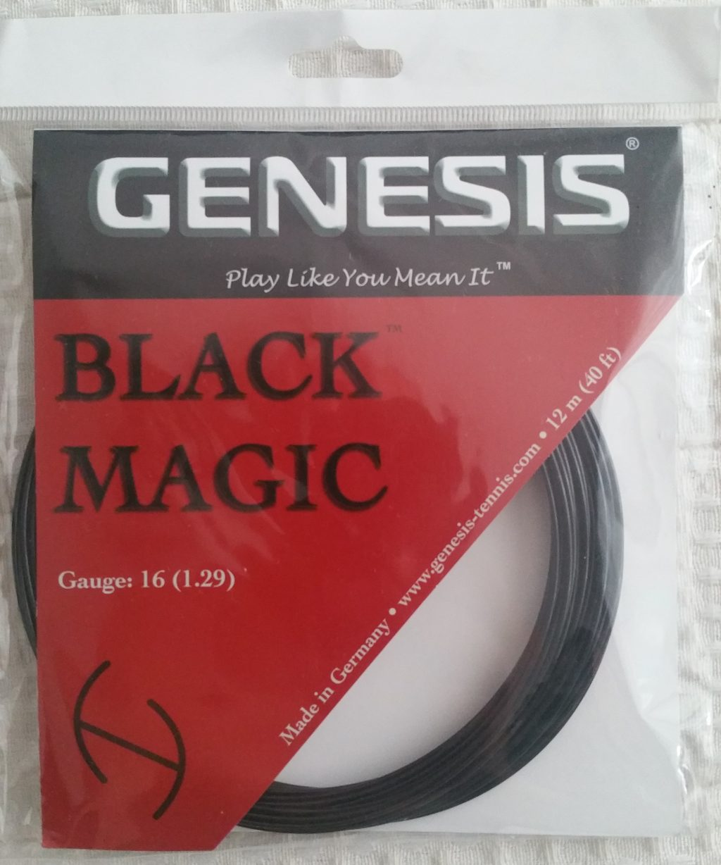 [Vends] Garniture Genesis Black Magic 1.29