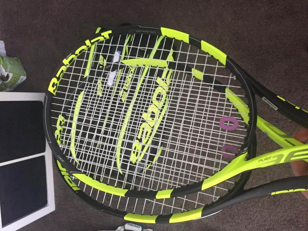 Pack babolat pure aero team mct