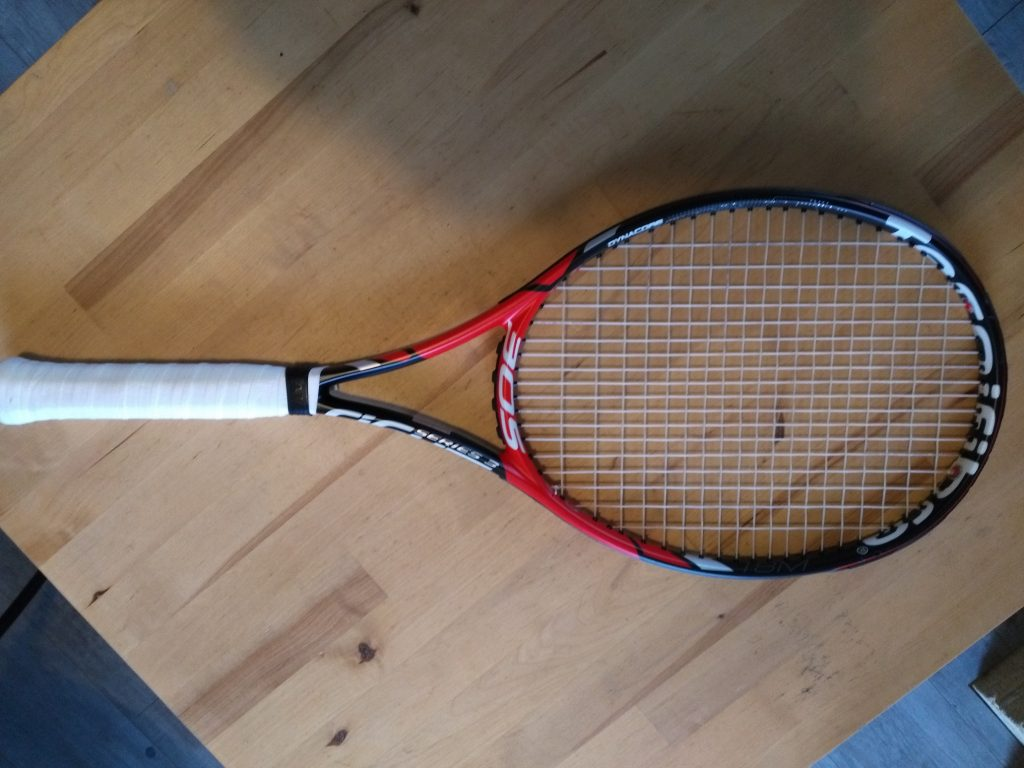 [VDS] 2 Tecnifibre T-Fight 305