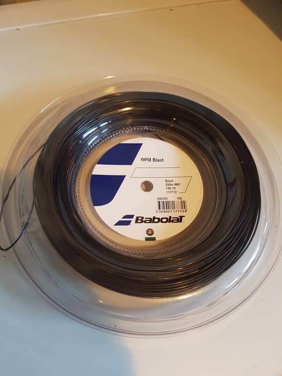 Bobine rpm blast noire,200m / 130/16